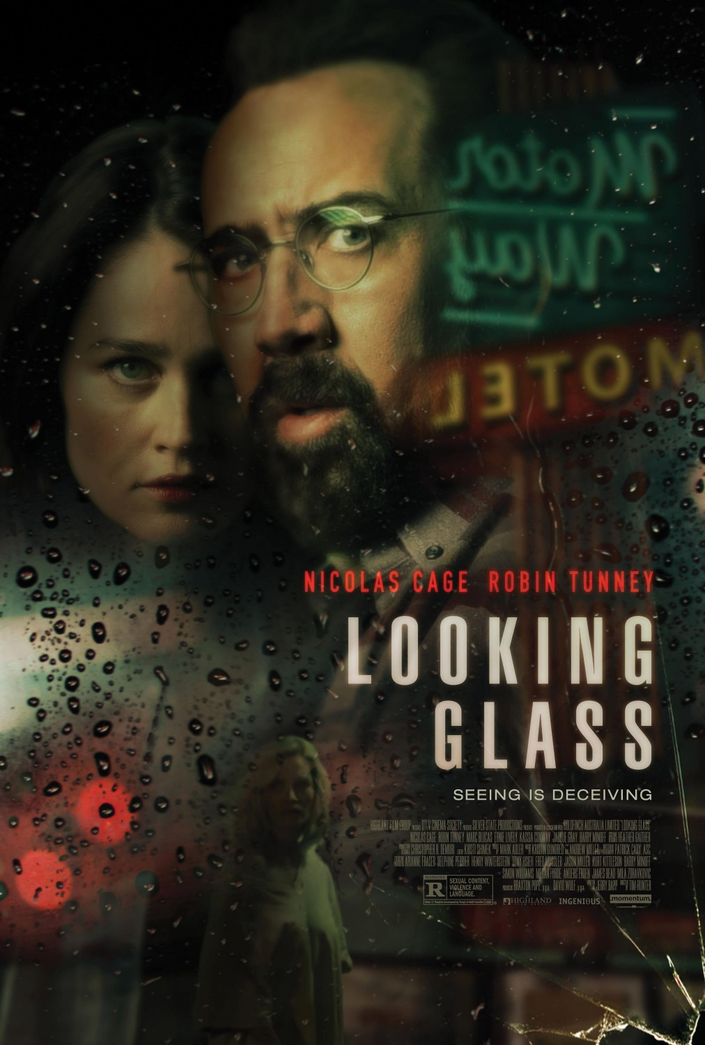 Looking Glass 2018 Imdb