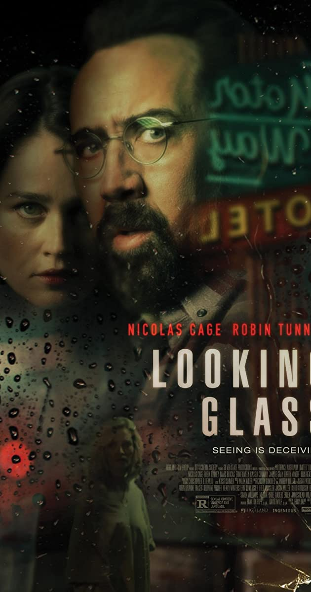 Subtitle of Looking Glass