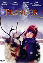 Prancer Returns Poster