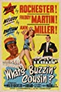 What's Buzzin', Cousin? (1943) Poster