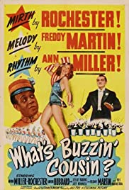 What's Buzzin', Cousin? Poster