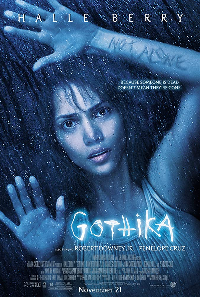 Gothika (2003) Dual Audio 720p BluRay x264 [Hindi + English] ESubs