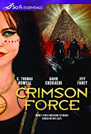 Crimson Force Poster
