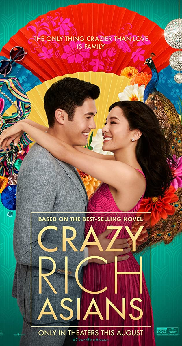 Pasakiskai turtingi / Crazy Rich Asians (2018)