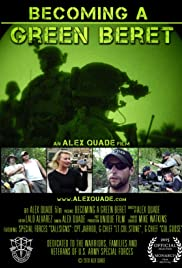 Becoming a Green Beret Poster