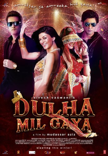 Dulha Mil Gaya 2010 Hindi Movie 473MB BRRip Download