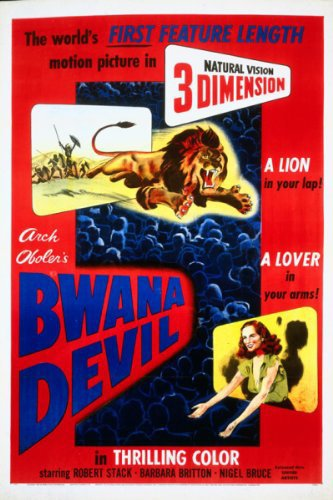 Bwana Devil (1952) - IMDb