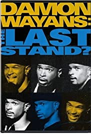 Damon Wayans: The Last Stand? Poster