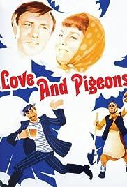 Lyubov i golubi Poster