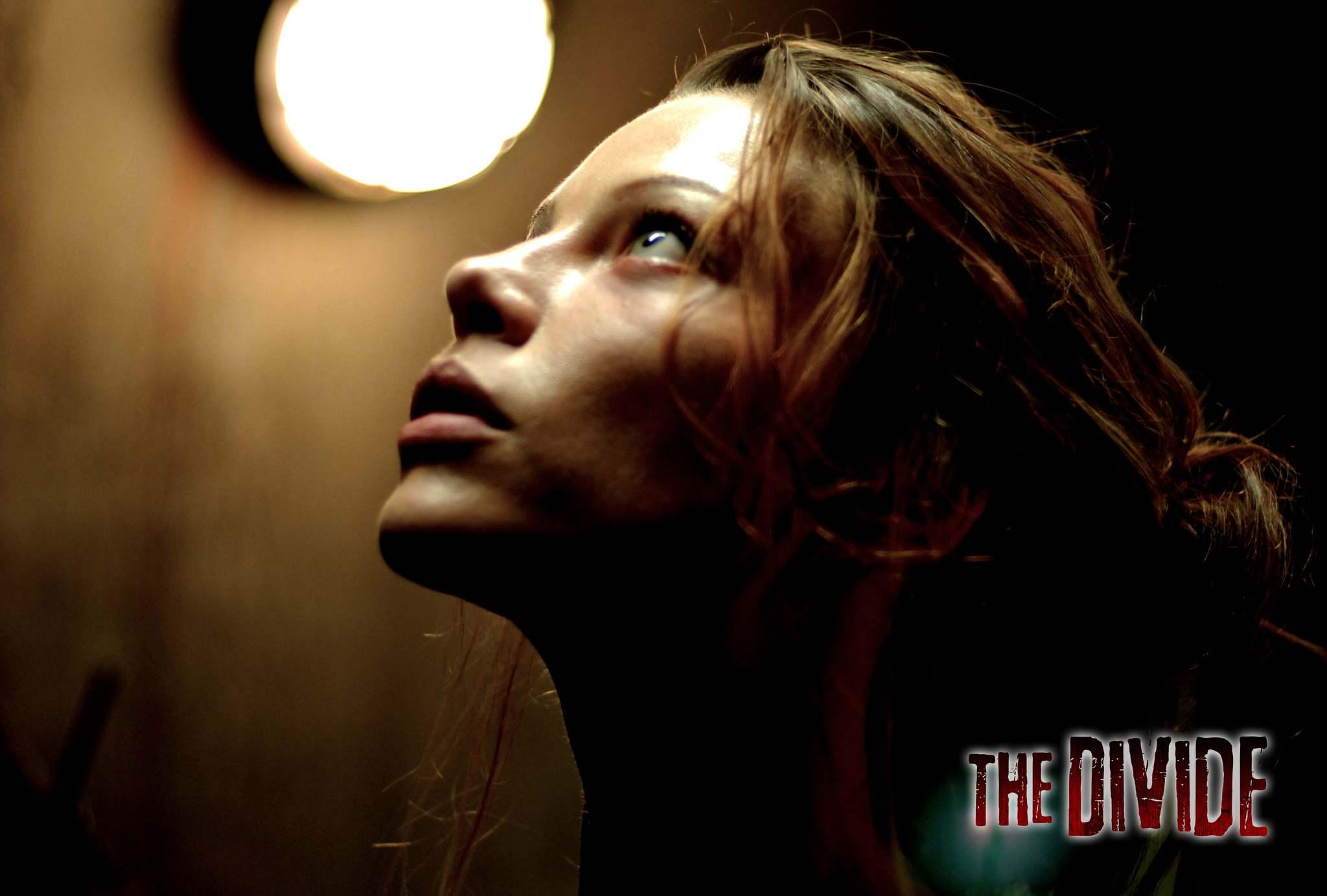 Lauren German in The Divide (2011)