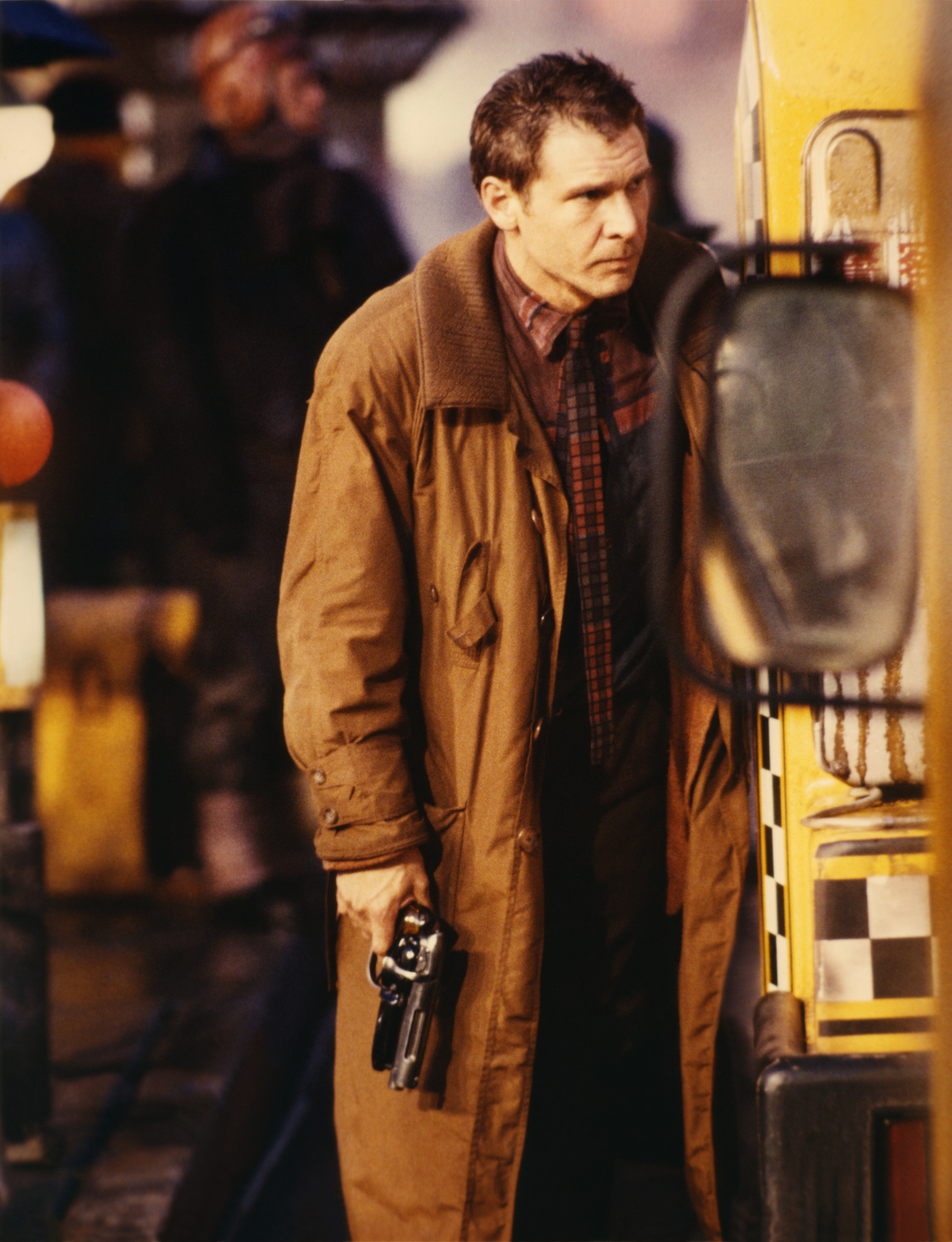 Harrison Ford in Blade Runner (1982)