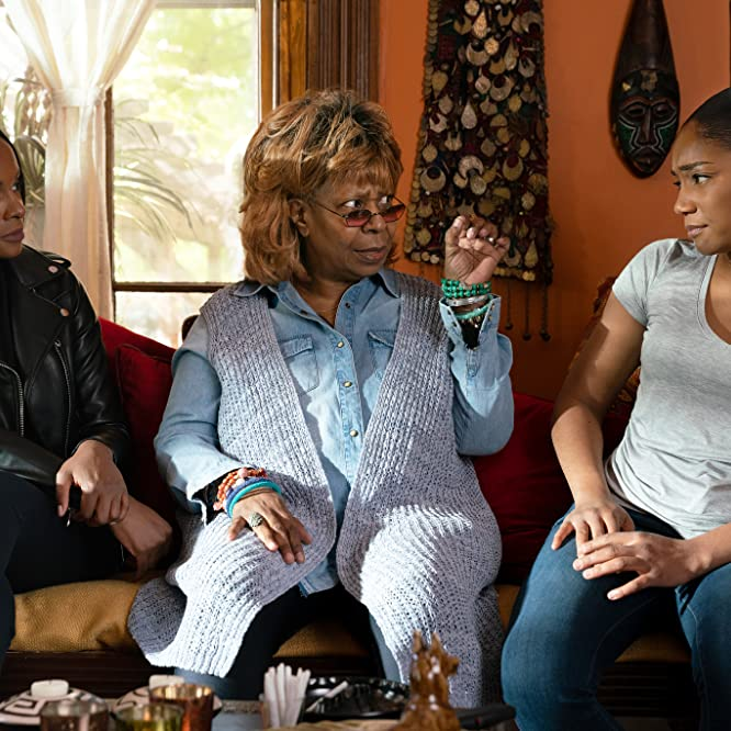 Whoopi Goldberg, Tika Sumpter, and Tiffany Haddish in Nobody's Fool (2018)