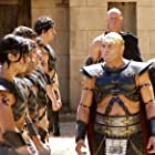 Michael Copon and Randy Couture in The Scorpion King 2: Rise of a Warrior (2008)