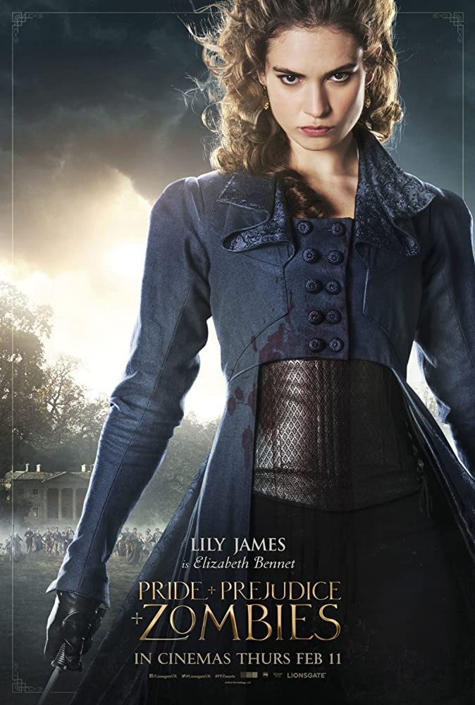 Pride and Prejudice and Zombies (2016) Subtitle Indonesia