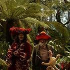 Richard Briers and Jason Isaacs in Peter Pan (2003)