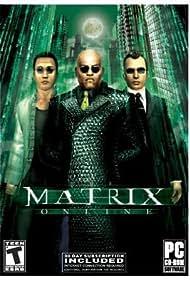 The Matrix Online (MxO) Box Art Front Cover