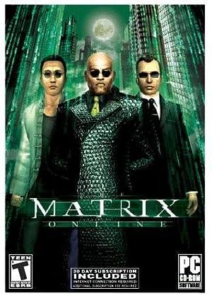 The Matrix Online poster
