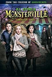 R.L. Stine's Monsterville: Cabinet of Souls Poster