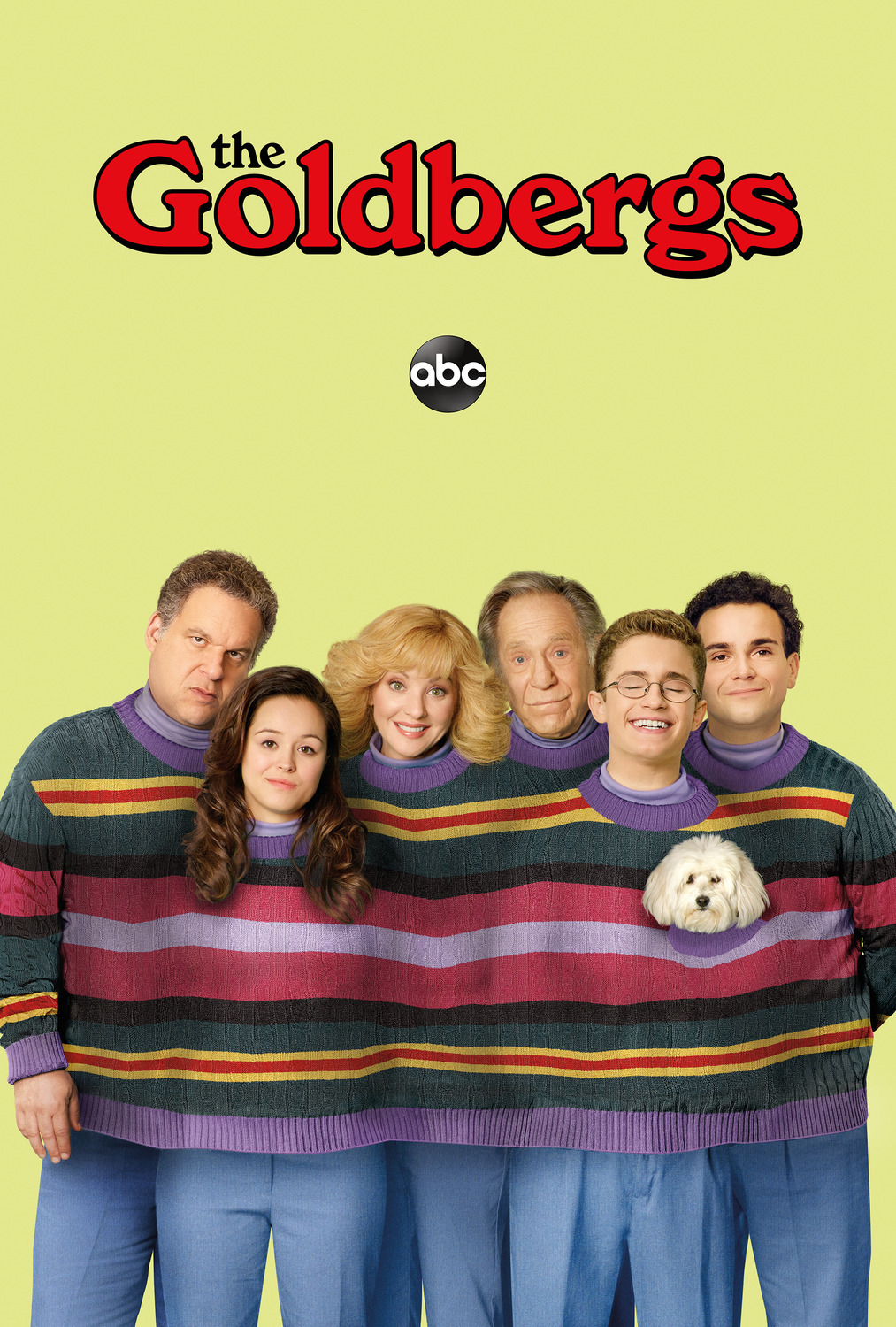 GOLDBERGAI (7 sezonas) / THE GOLDBERGS