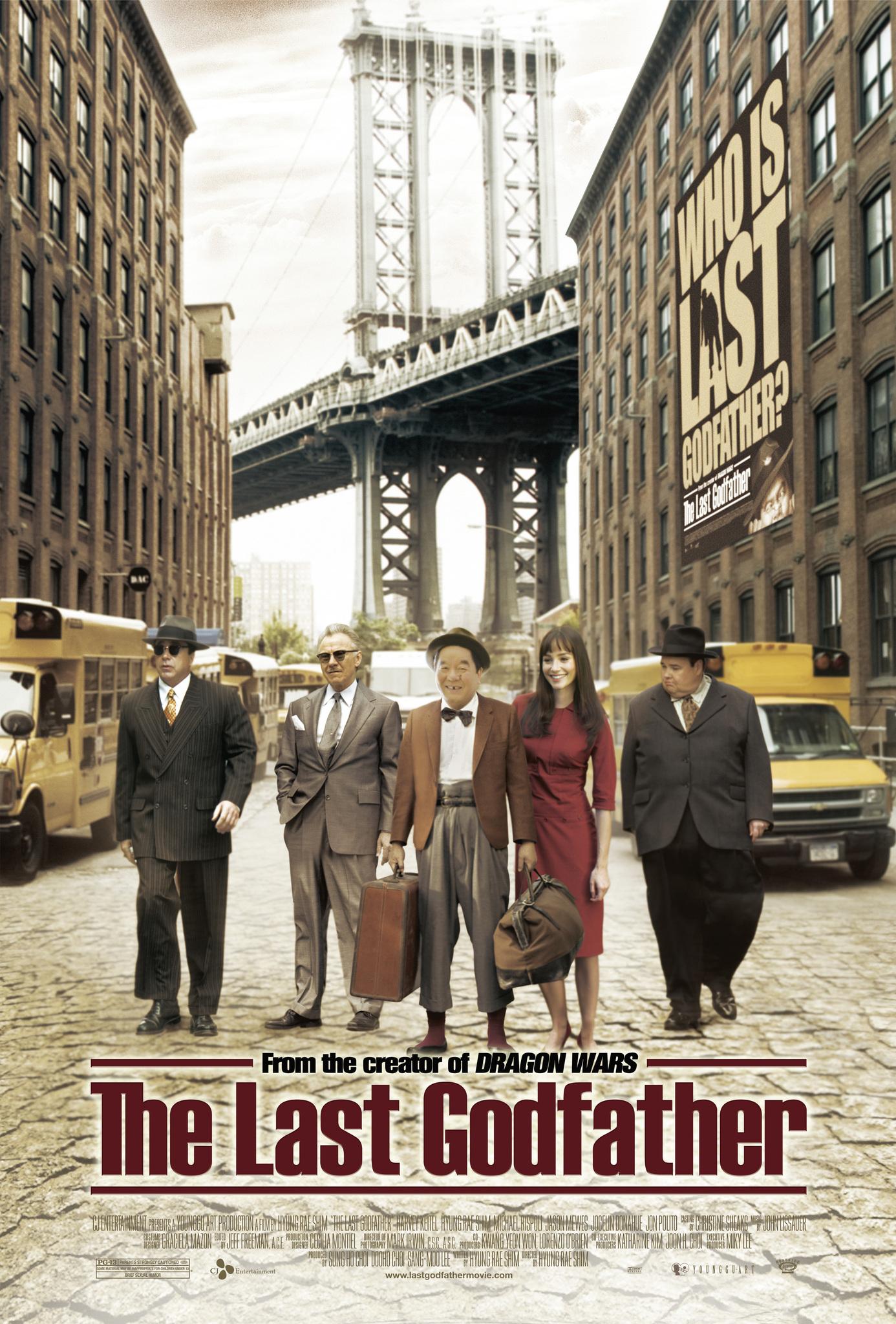 The Last Godfather (2010) - IMDb