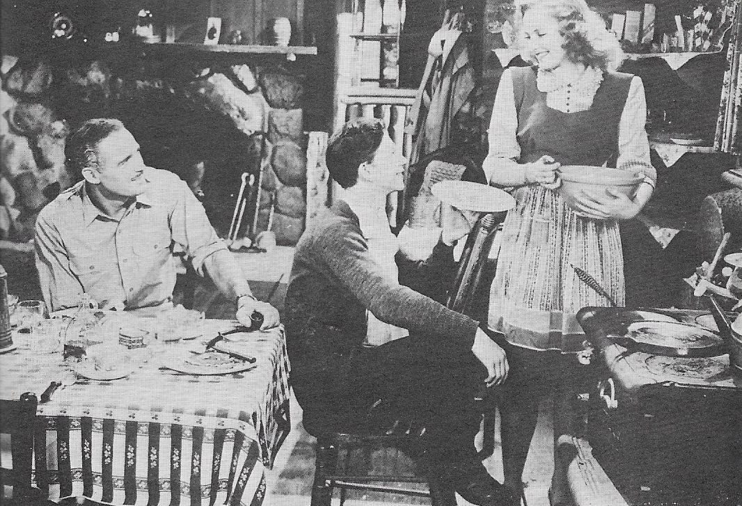 Louise Allbritton, Patric Knowles, and Donald O'Connor in This Is the Life (1944)