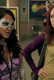 Felicia Day and Amy Okuda in The Guild (2007)