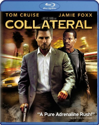 Tom Cruise and Jamie Foxx in Collateral (2004)