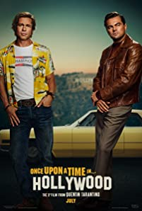 Quentin Tarantino's 'Once Upon a Time in Hollywood' visits 1969 Los Angeles, where everything is changing, as TV star Rick Dalton (Leonardo DiCaprio) and his longtime stunt double Cliff Booth (Brad Pitt) make their way around an industry they hardly recognize anymore.