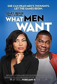 Taraji P. Henson and Tracy Morgan in What Men Want (2019)