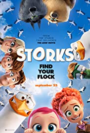 Storks (2016) Full Movie Watch Online HD thumbnail
