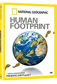 National Geographic: Human Footprint Poster