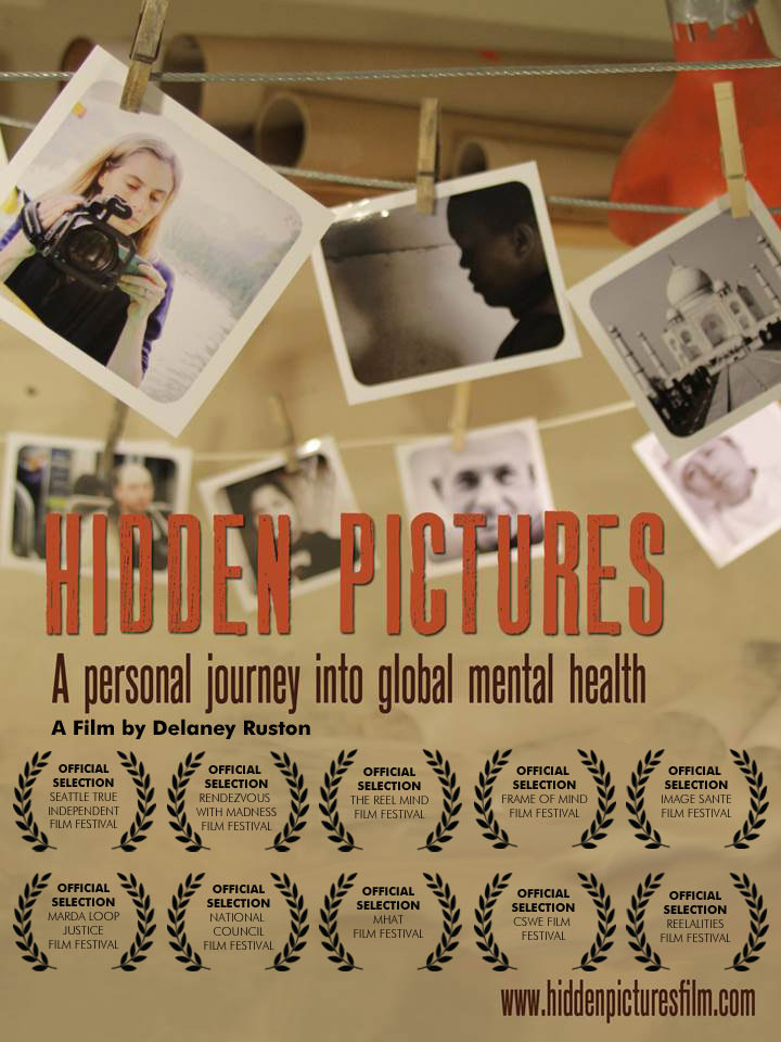 Image of Hidden Pictures film cover.