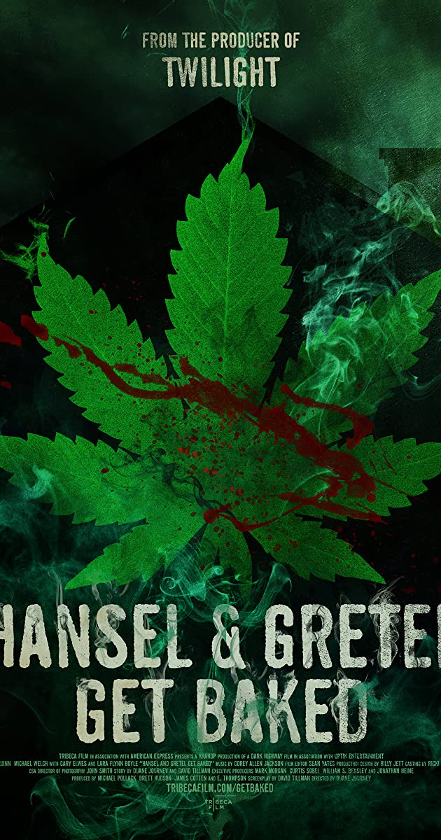 Subtitle of Hansel & Gretel Get Baked