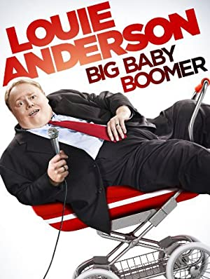 Where to stream Louie Anderson: Big Baby Boomer