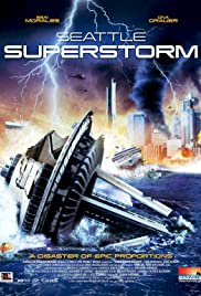 Seattle Superstorm Poster