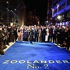 Ben Stiller, Will Ferrell, Penélope Cruz, Owen Wilson, Christine Taylor, and Valentino Garavani in Zoolander 2 (2016)