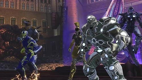 DC Universe Online: Battle For Earth Dlc