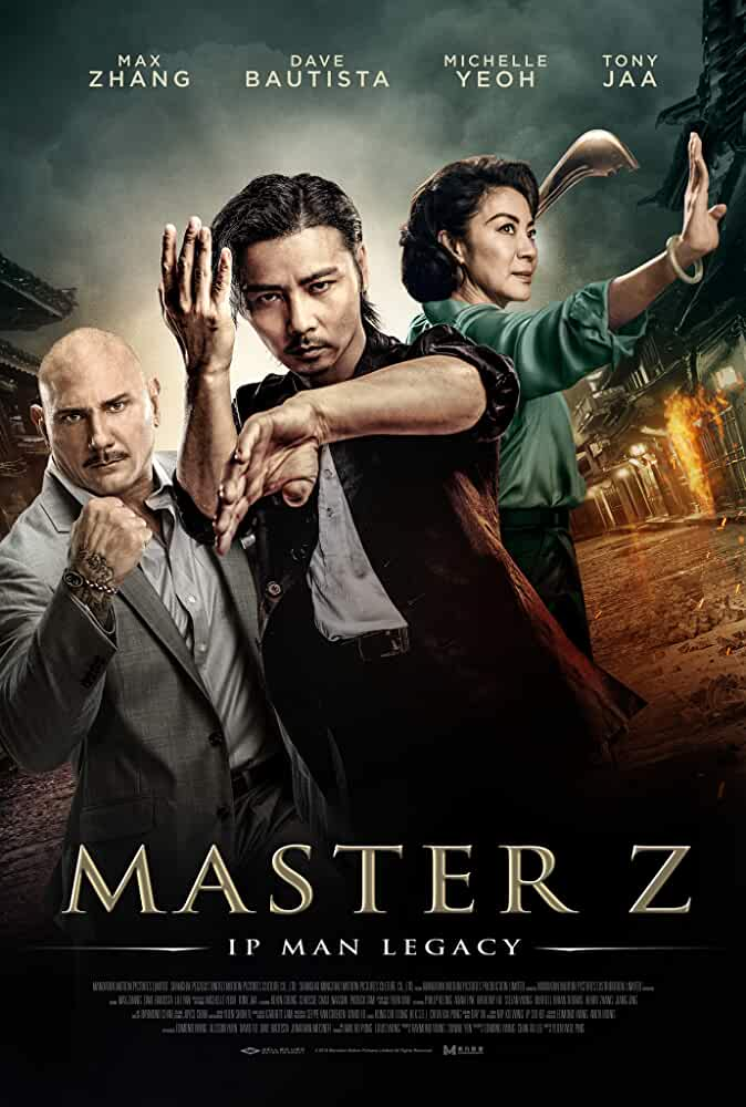 Master Z The Ip Man Legacy (2018) UNRATED 720p [Hindi ORG DD 2.0 + Chinese 2.0] BluRay x264 AAC