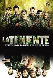 La Teniente Poster