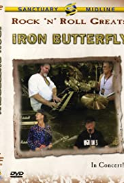 Rock 'n' Roll Greats: Iron Butterfly Poster