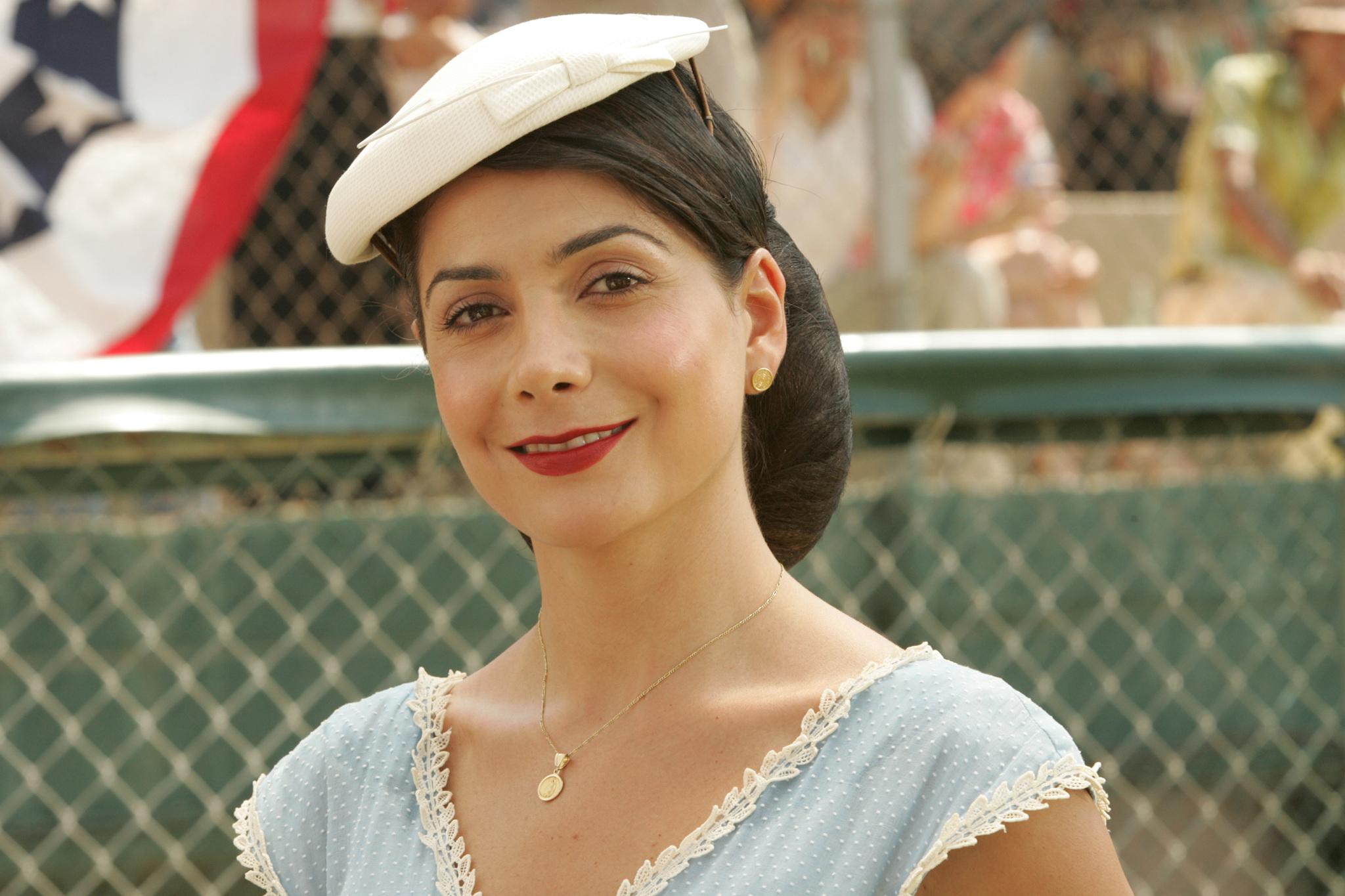 Patricia Manterola in The Perfect Game (2009)