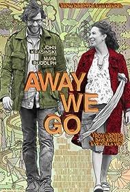 Maya Rudolph and John Krasinski in Away We Go (2009)
