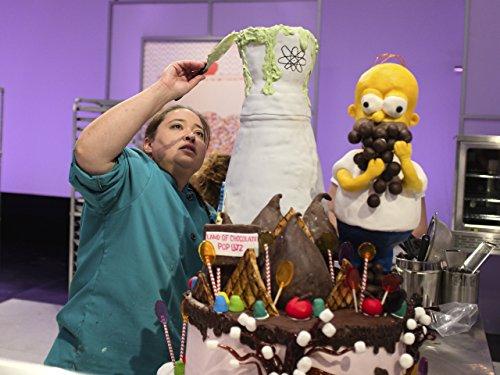 Cake Wars Christmas Winner