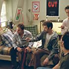 Breckin Meyer, Seann William Scott, Paulo Costanzo, and Tom Green in Road Trip (2000)