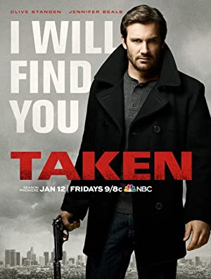 Taken Season 2 Complete WEB-HD 480p & 720p - Pahe in