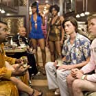 Craig Robinson, Zach Cregger, Tanjareen Thomas, and Trevor Moore in Miss March (2009)
