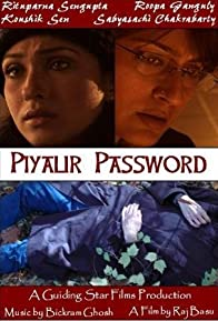 Primary photo for Piyalir Password