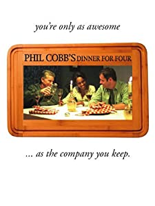 The best free movie downloads Phil Cobb's Dinner for Four USA [BluRay]