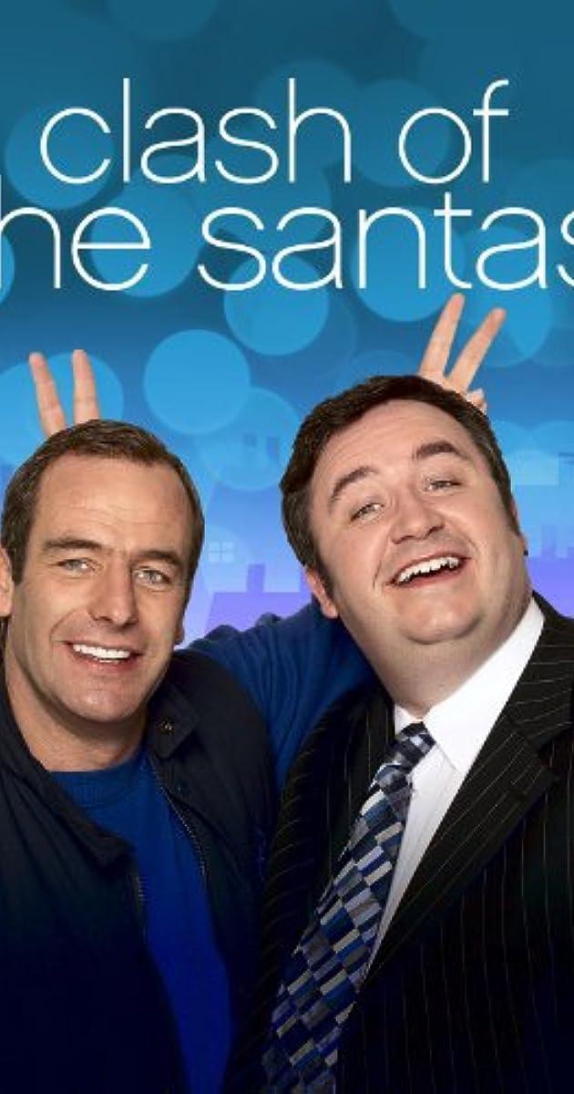 Clash of the Santas (TV Movie 2008) - IMDb