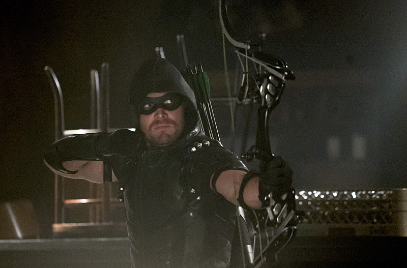 Stephen Amell in Arrow (2012)